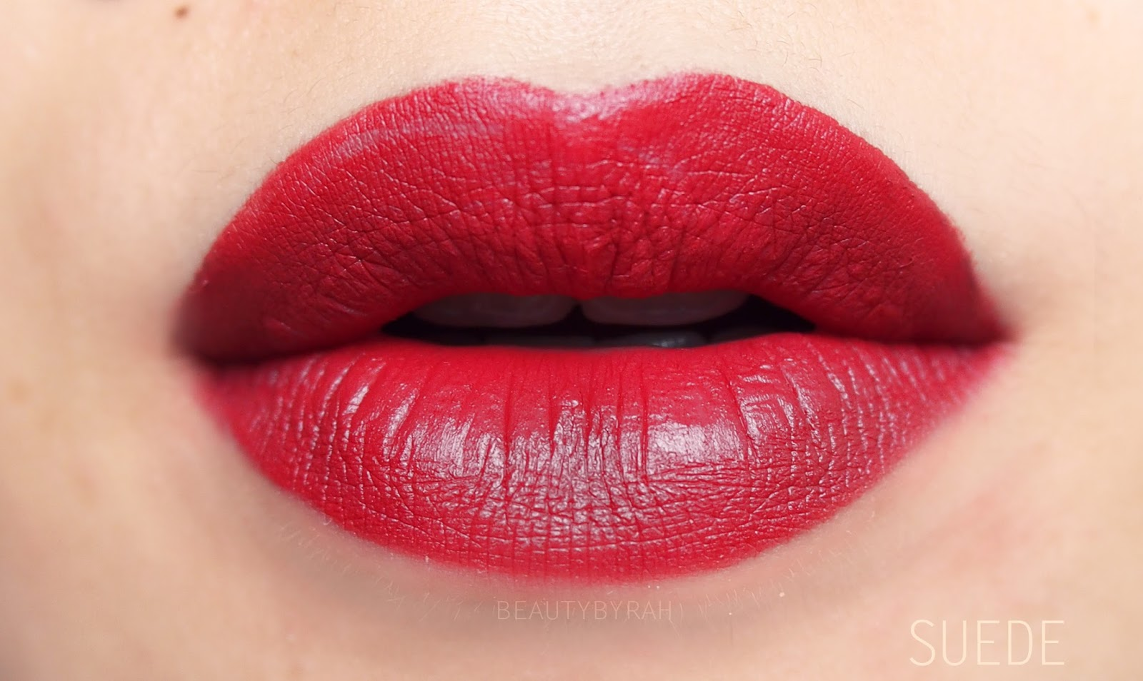Palladio beauty Velvet Matte Cream Lip Colour review and swatches