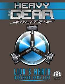 Heavy Gear Blitz! Lion's Wrath: Northern Army List