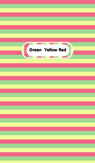 Green Yellow Red theme v.2