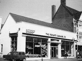 The Reigate Garage Ltd in the AustinRover  era