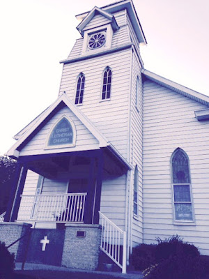 Christ Lutheran Church in Duncannon Pennsylvania
