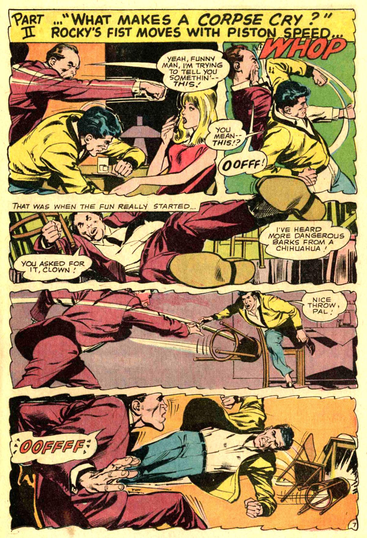 Strange Adventures (1950) issue 207 - Page 13