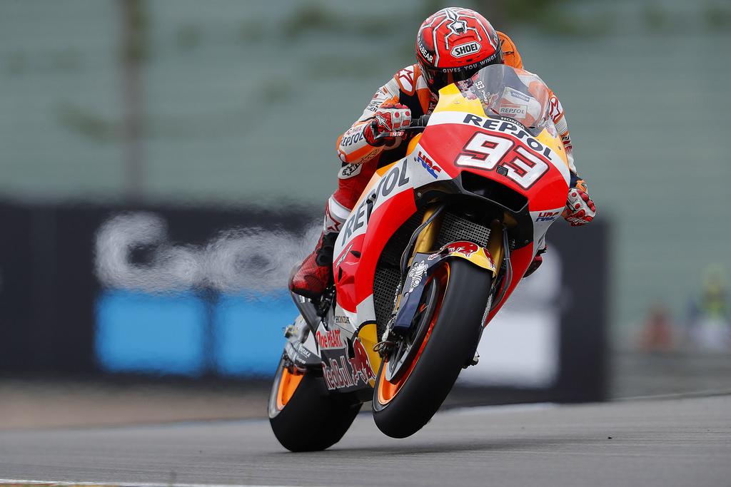MotoGP Jepang 2018 - Marc Marquez Mengungkap Faktor Cuma Bisa Peroleh Tempat Keenam