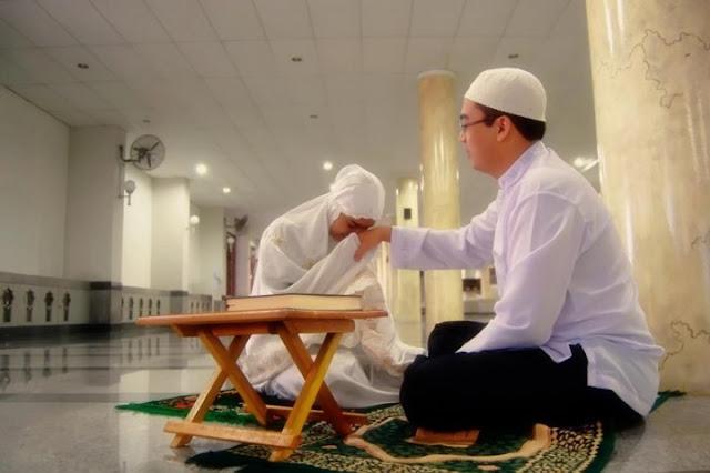 Subhanallah Inilah Wanita Pertama Masuk ke Syurga Kerana Taat Pada Suami. Mohon Sebarkan Agar Jadi Teladan Para Isteri...