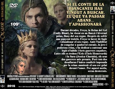 Les cròniques de Blancaneu - El CAÇADOR i la Reina del Gel