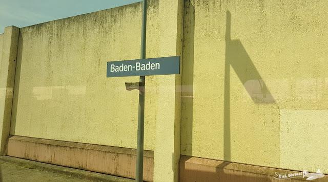 Estação de trem de Baden-Baden