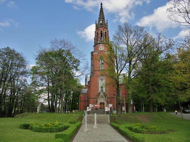 Dawny kościół pw. Trójcy Świętej w Kamieńcu Ząbkowickim