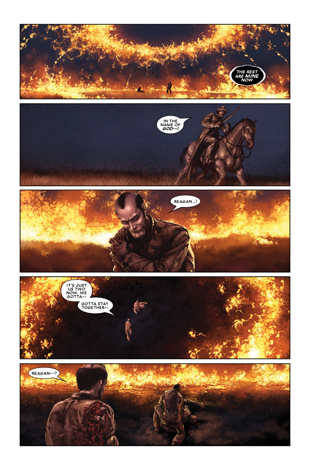 Read online Ghost Rider: Trail of Tears comic -  Issue #4 - 17