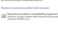 Far funzionare tutti i programmi in Windows 10