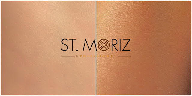 ST MORIZ PROFESSIONAL - Tanning Mousse - Medium - Swatches