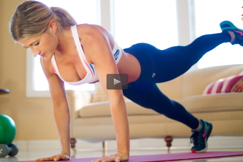 The 10-Minute Core Workout That Guarantees More Than Six-Pack Abs
