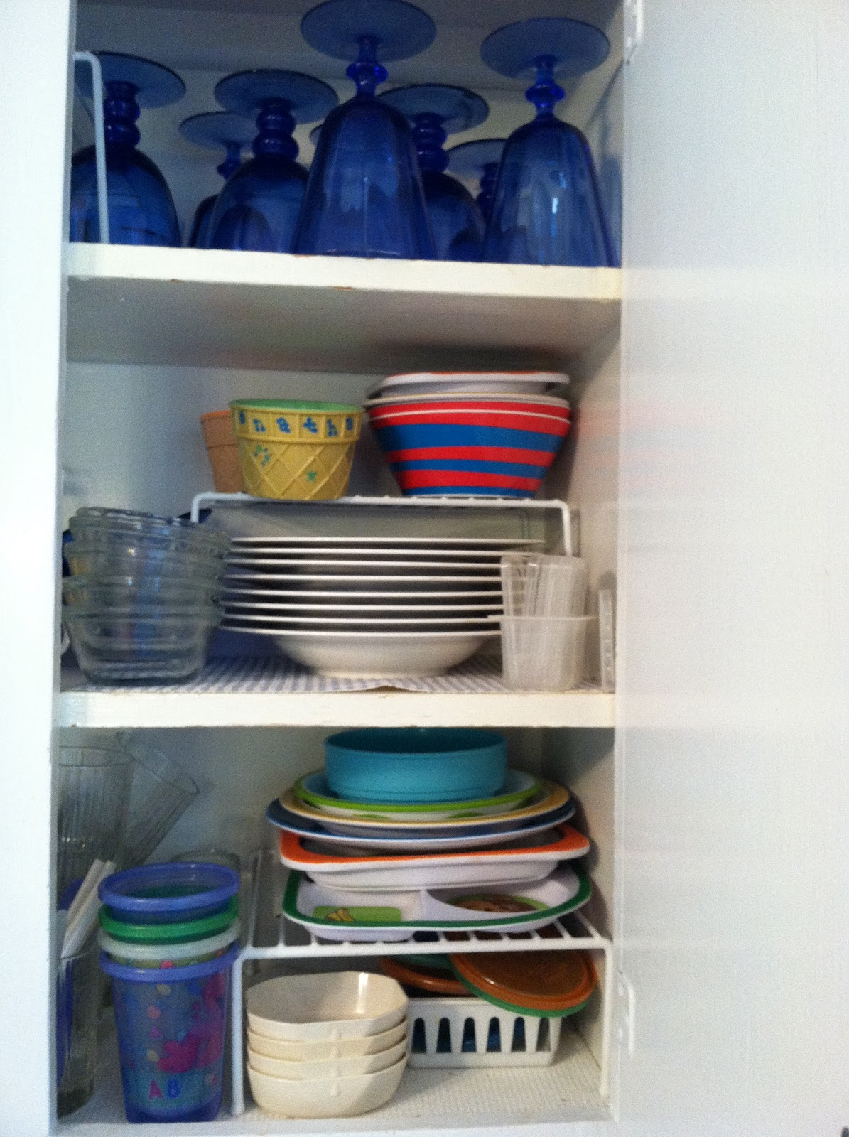 Organized Artistry Top Ten Helper Shelf Hot Spots For