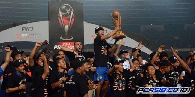 Persib Bandung Jadi Tuan Rumah Pembukaan Piala Presiden 2018
