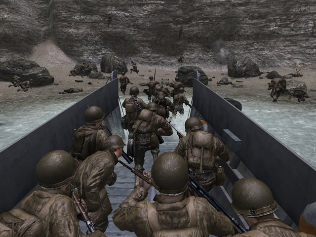 Call Of Duty 1 PC Full Español + Expansion La Gran Ofensiva Descargar