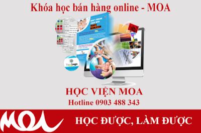 địa điểm học chuyên sâu về công cụ bán hàng online