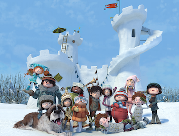Shout! Factory Films is pleased to announce animated feature SNOWTIME!