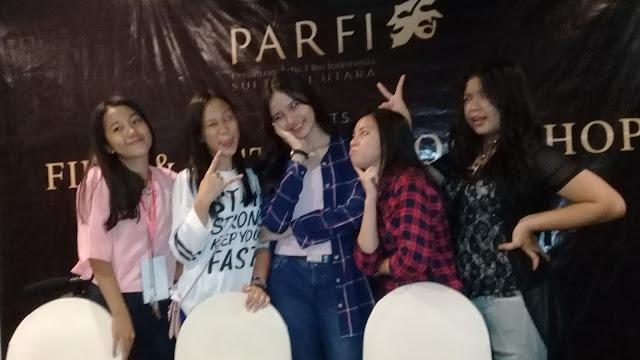 PARFI 56 Sulut Gelar Film &  Acting Workshop