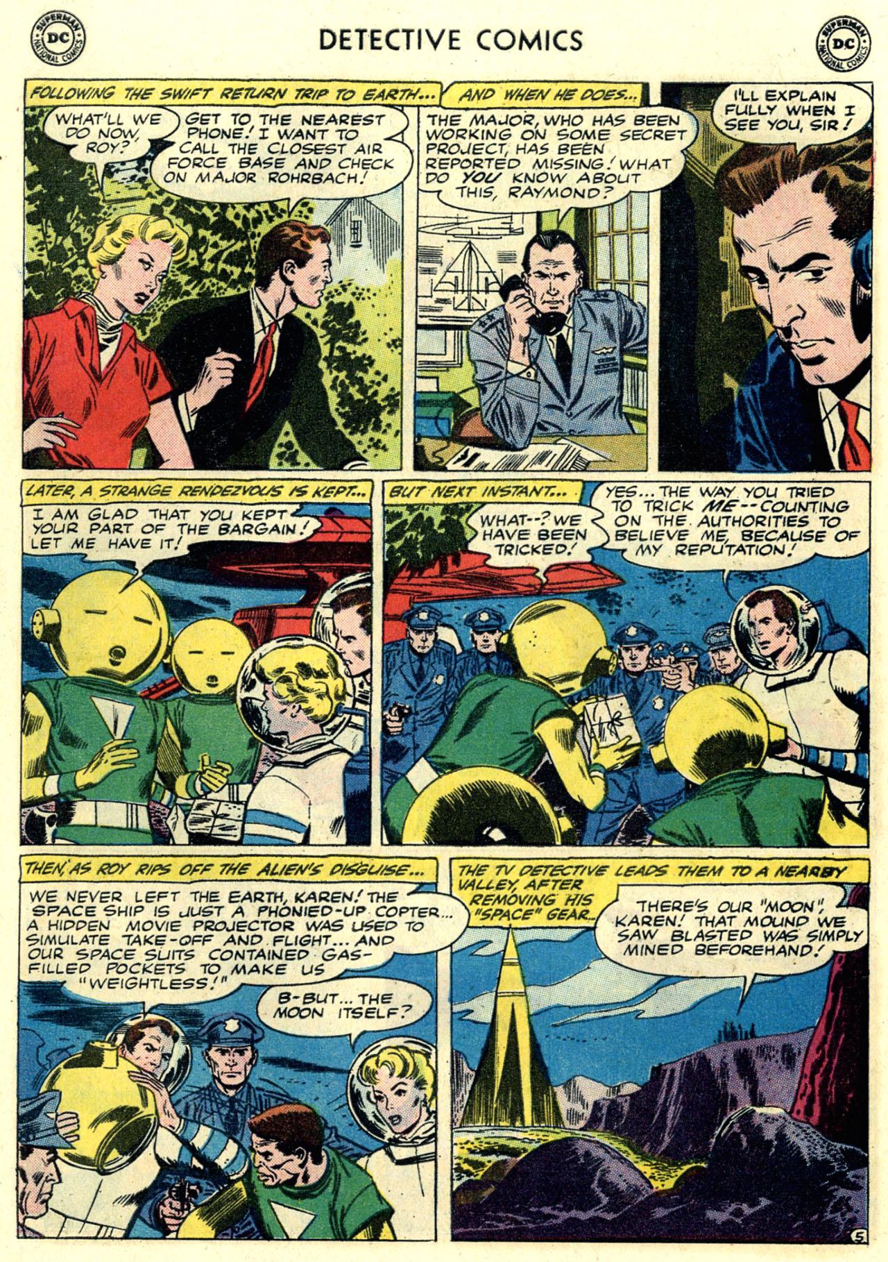 Detective Comics (1937) 283 Page 21