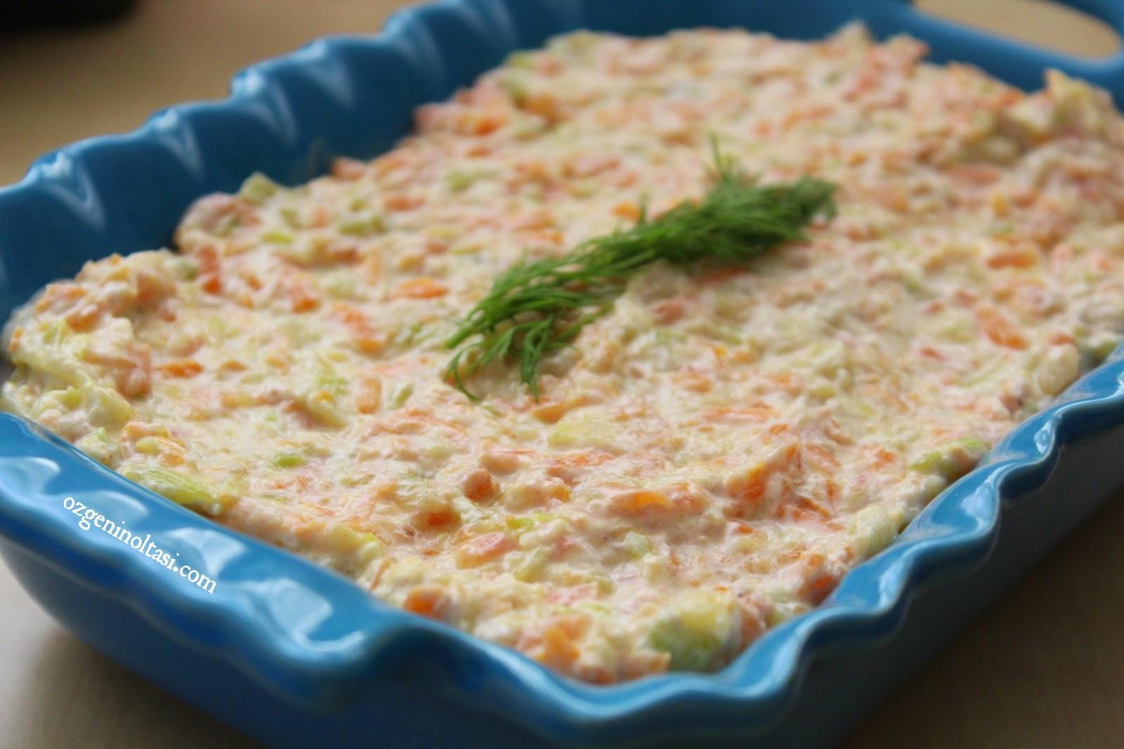 Yoğurtlu mayonezli havuç salatası ile Etiketlenen Konular 23