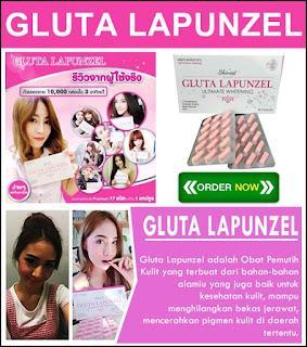 Jual Gluta Lapunzel Ultimate Whitening Original Termurah