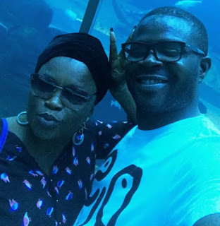 Photos of JJC Skillz and Funke Akindele's vacation in Dubai