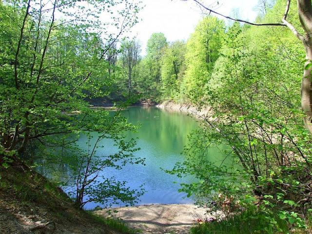 Książański Park Krajobrazowy i Jeziorko Daisy