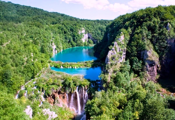 Lagos y  Cascadas de los Lagos de Plitvice (Croacia)