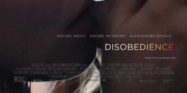Crítica: 'Disobedience' (2017): cuando la pasión choca con la fe