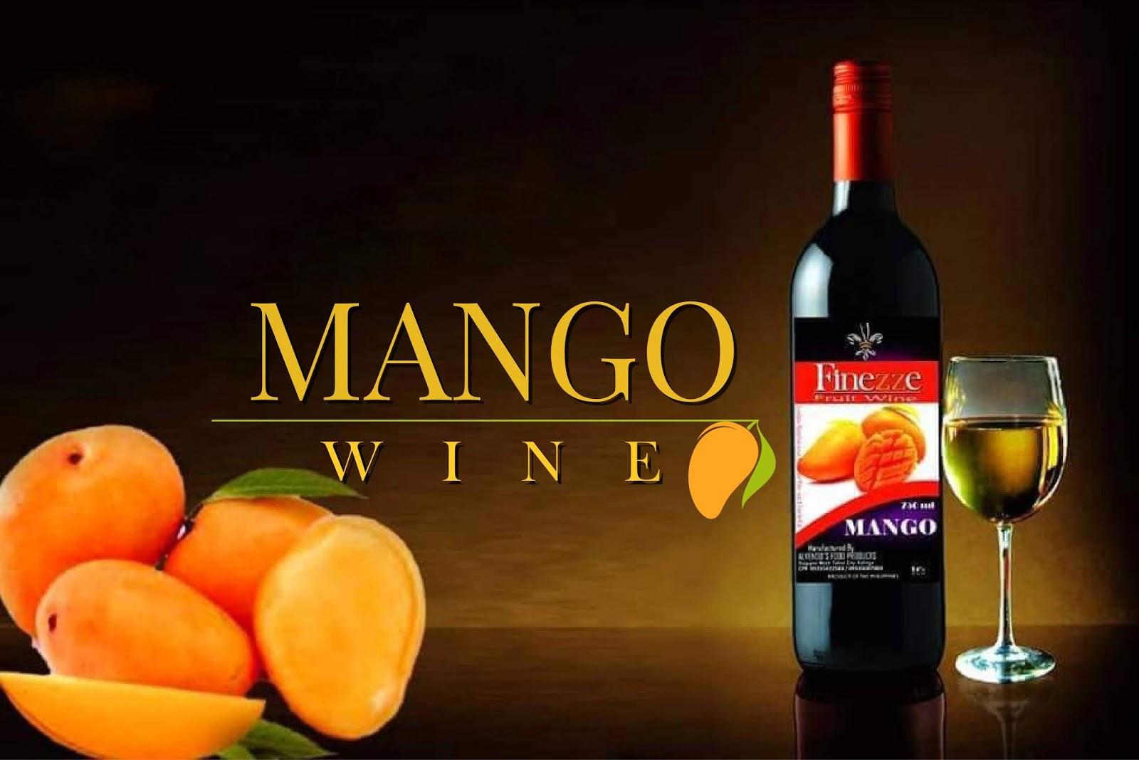Mango Wine - Finezze