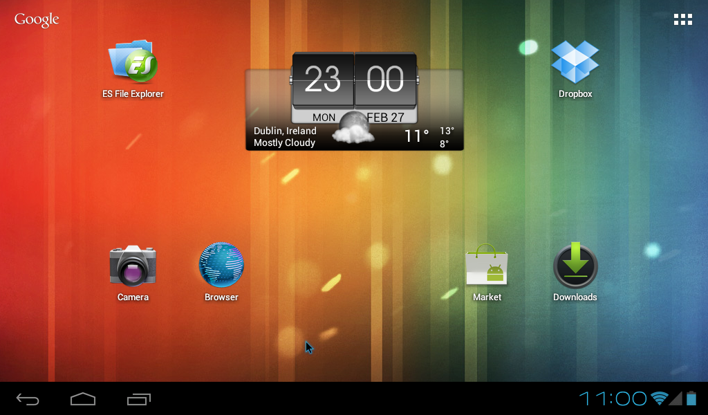 Android-x86 4 0 RC1 Released (Android Ice Cream Sandwich Optimized