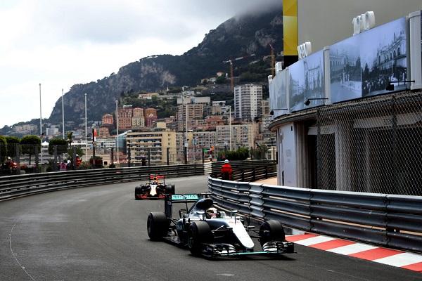 Gran Premio de Mónaco 2016