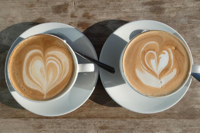 Café en attente