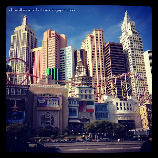 Las Vegas casino, Las Vegas strip