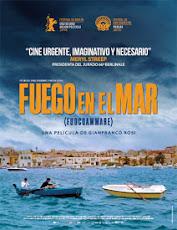 pelicula Fuego en el Mar (Fuocoammare) (2016)
