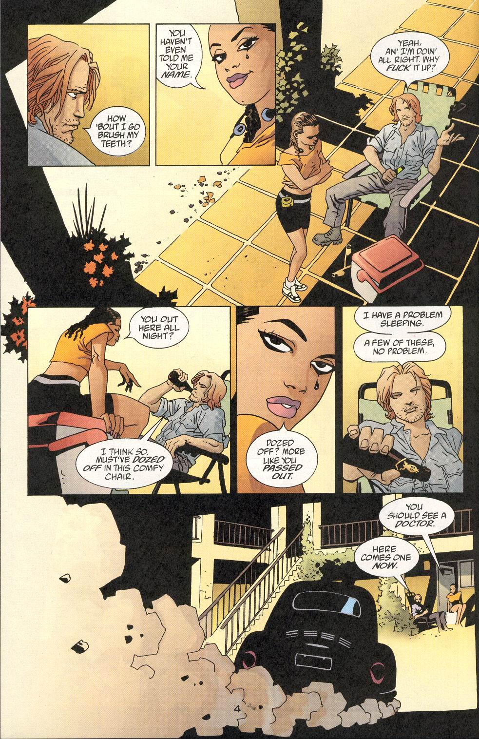 Read online 100 Bullets comic -  Issue #29 - 5