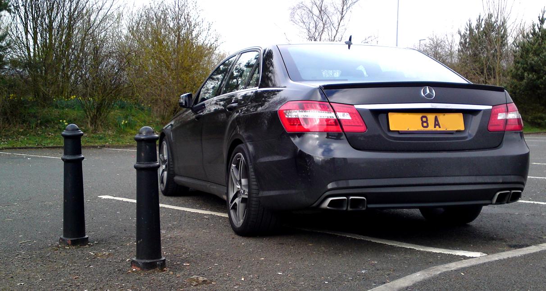 Chris Haining Writes: Driven #27:- Mercedes-Benz AMG E63
