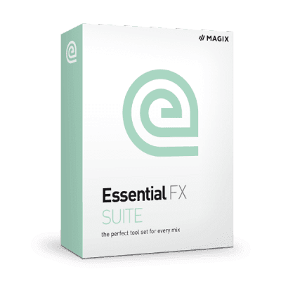MAGIX - EssentialFX Suite v2.058 Full version