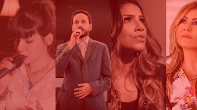 Confira o novo cast gospel da Sony Music em 2018