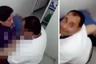 VIDEO DO MÉDICO DO MÉXICO E PACIENTE FAZENDO SEXO
