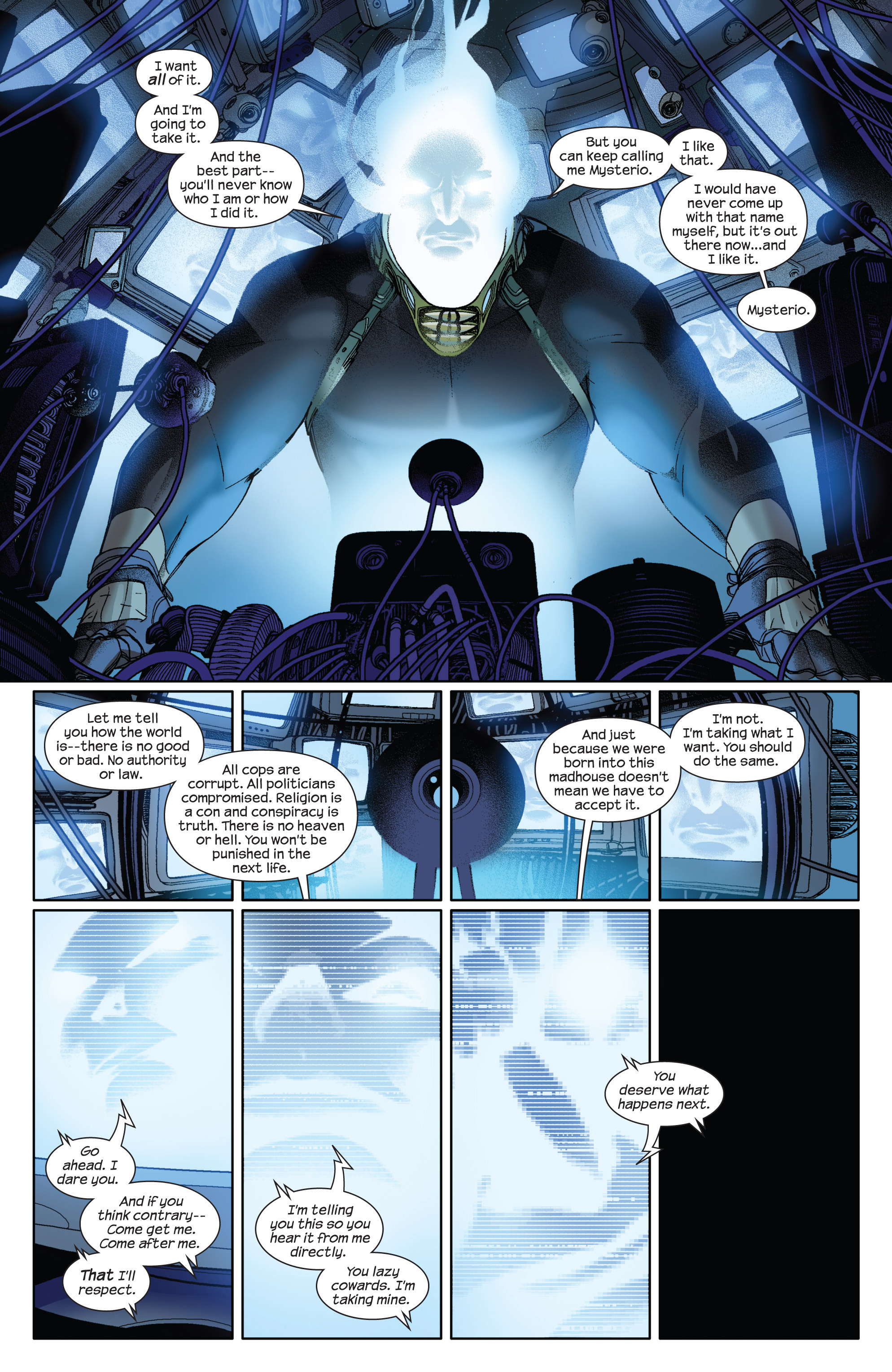 Read online Ultimate Spider-Man (2009) comic -  Issue #2 - 5
