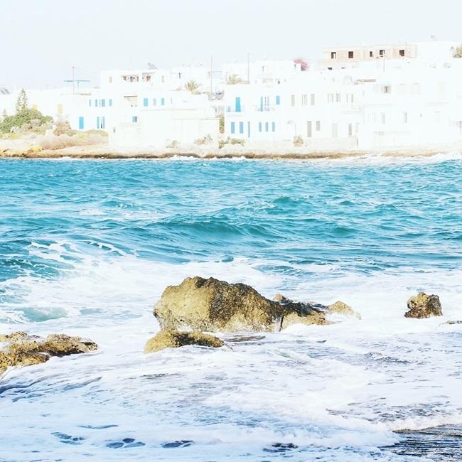 Naoussa sea,Paros