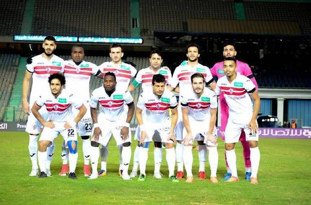 موعد مباراة الزمالك والنصر في الدوري المصري الممتاز والقنوات الناقلة