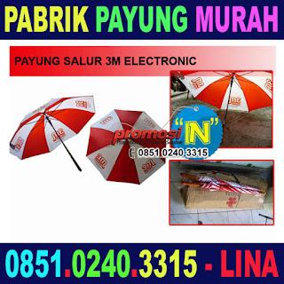 Distributor Payung Promosi Sablon Polos Malang