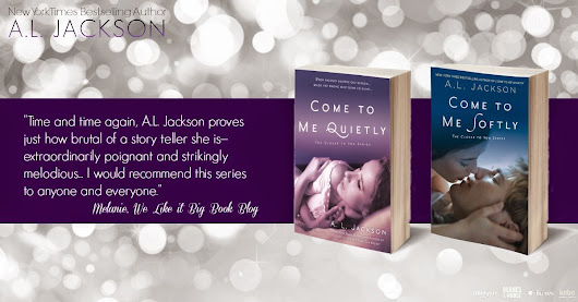 Promo Post: Closer To You Series by A.L. Jackson