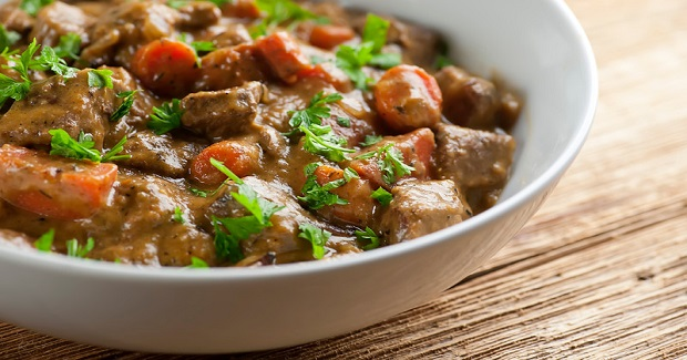 Coconut Beef Stew Recipe