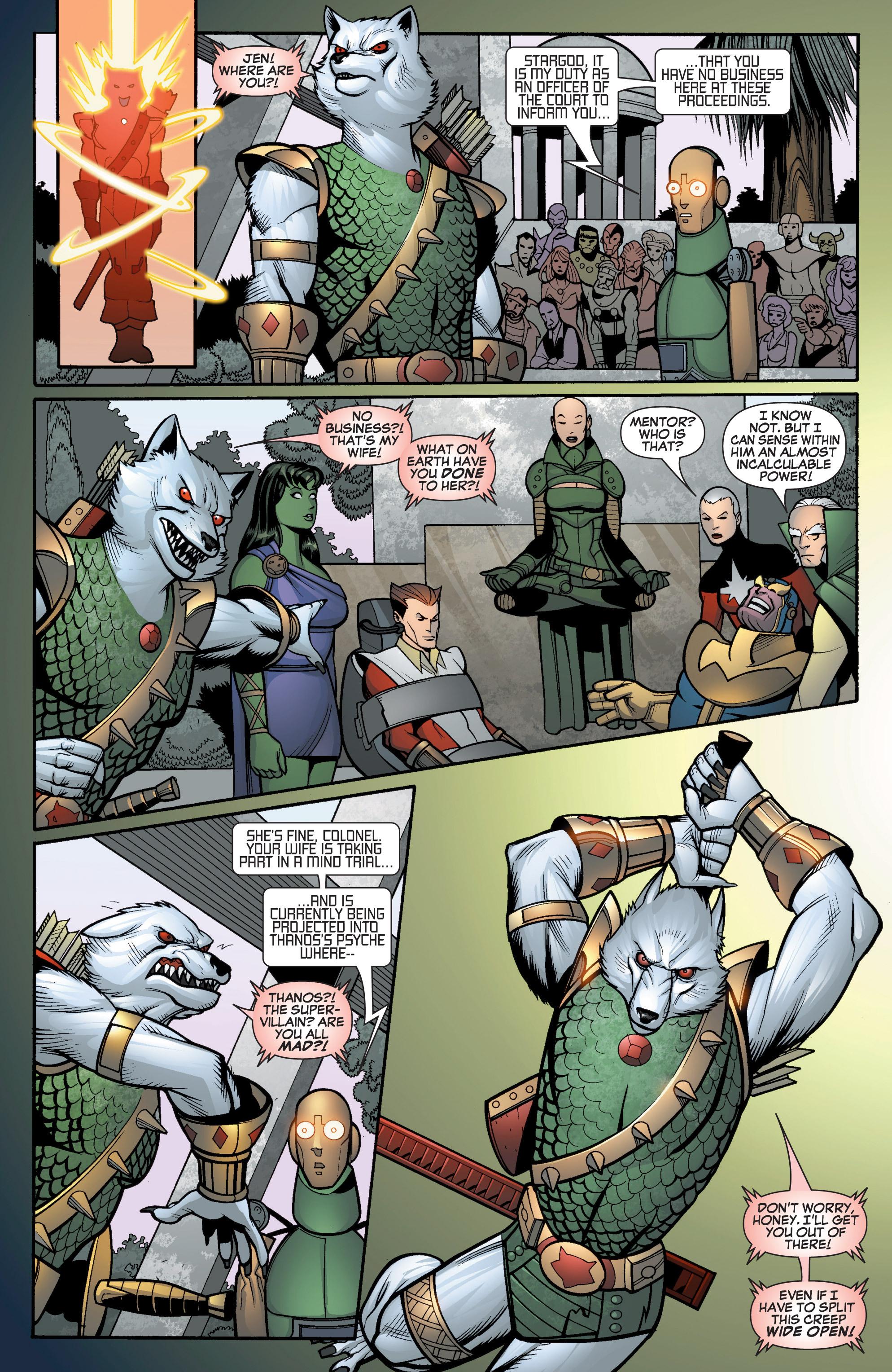 Read online She-Hulk (2005) comic -  Issue #13 - 14
