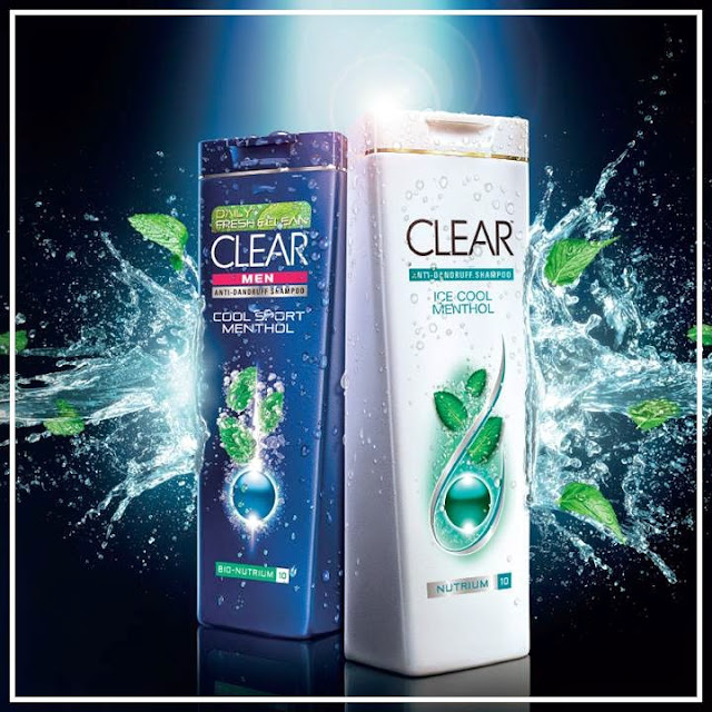 Shampoo Clear Anti Ketombe