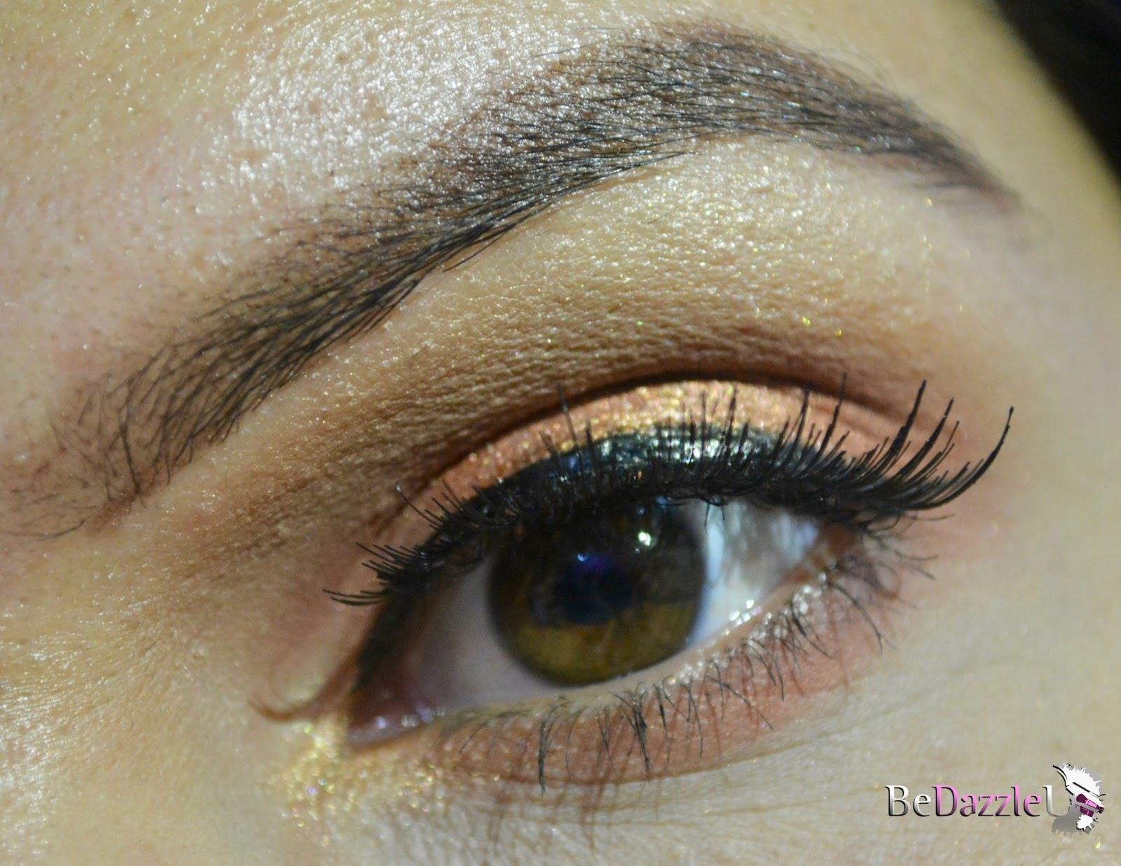eyemakeup look