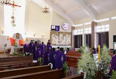GP Bà Rịa: Thánh lễ an táng Cha Cố Phêrô Nguyễn Văn Giản - Ảnh minh hoạ 12