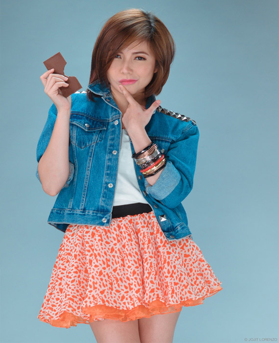 Yeng Constantino is nominated in two major awards from MYX Music Awards